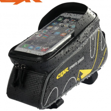 Waterproof Touch Screen Bike Phone, Snack and repair tool Bag