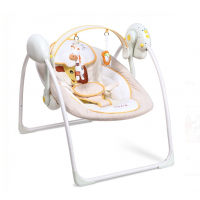 Automatic Baby Rocker - With Melodies