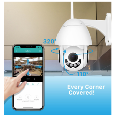 PTZ Wireless Cloud IP Camera  -P2P