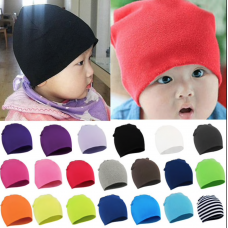 Baby Cotton Soft Cute Knit Hat Beanies Cap