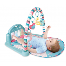 Baby Play Mat Gym - Kick and Play Piano 0-36Months