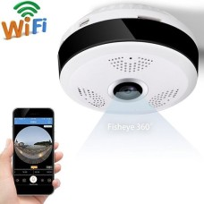 Panoramic 360 Degree FishEye WiFi Camera
