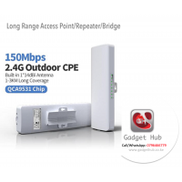 Long Range Outdoor / Indoor Access Point / Bridge / Repeater