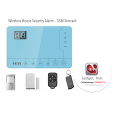 Wireless GSM Security Alarm