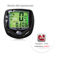 Bike Wireless Cycling Speedometer/Odometer