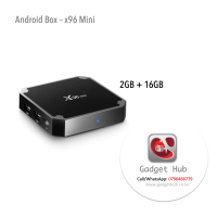 Android TV Box X96 Mini - 2Gb