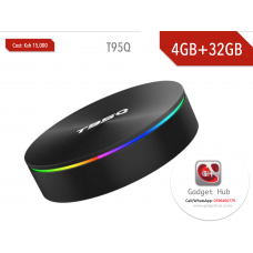 Android Tv Box - T95Q  4Gb RAM 32Gb ROM