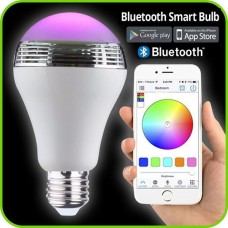 Multi Color Bluetooth LED Light Bulb