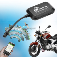 Advanced MotorBike GPS Tracker with Fleet Management