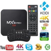 Android TvBox MXQ Pro